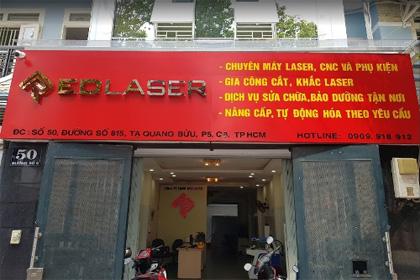 Mua máy khắc laser chính hãng, giá rẻ, uy tín